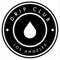 Logo THE DRIP CLUB