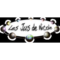 Logo LES JUS DE NICOLE