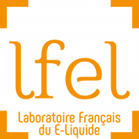 Logo LABORATOIRE FRANCAIS DU E-LIQUIDE