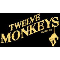 Logo 12 MONKEYS VAPOR