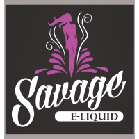 Logo SAVAGE E-LIQUID