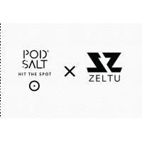 Logo POD SALT X ZELTU